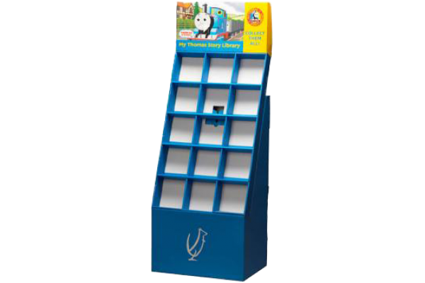 Custom Cardboard Product Retail Display Stands PPI Production Adorable Product Displays Stands