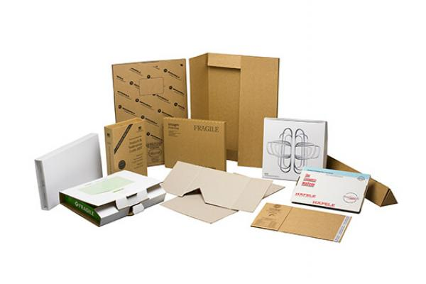 Printed Logistics Packaging