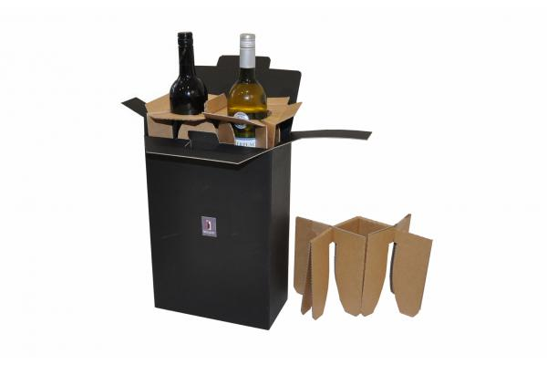 Wine Bottle Mailer