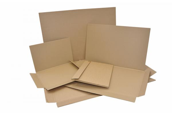 Range of Flat Pack Cartons