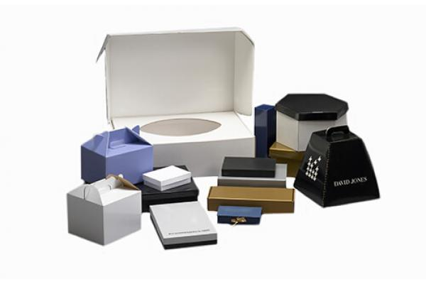 Assorted Gift Box Packaging