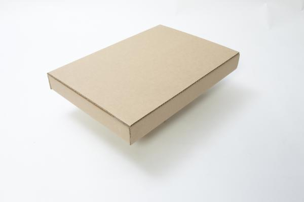 Assembled Flat Pack Carton