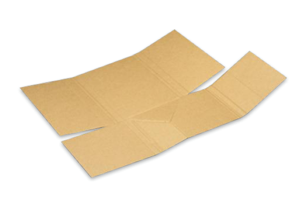 Twistpak Book Mailers - Cardboard Book Packaging
