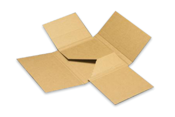 Twistpak Book Mailers - Cardboard Mailing Packaging